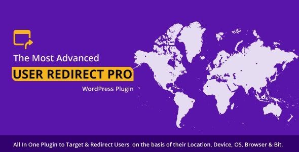 User Redirect Pro - All in One User Redirect Plugin for WordPress - CodeCanyon Item for Sale