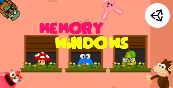 Memory Windows - Unity Complete Project