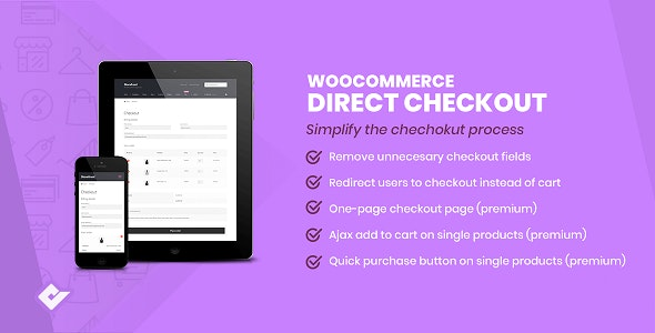 WooCommerce Direct Checkout - CodeCanyon Item for Sale