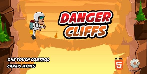 Danger Cliffs - CodeCanyon Item for Sale