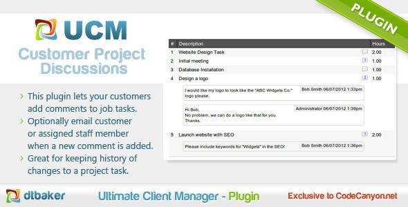 Client Project Discussion