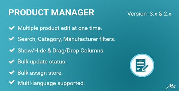 Product Manager - Quick Product Management