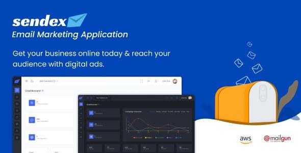Sendex - Email Marketing Application