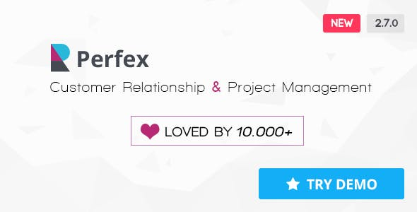 Perfex - Powerful Open Source CRM