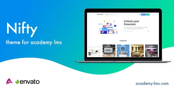 Nifty - Academy LMS Theme