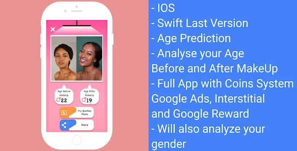 Age After MakeUp - CodeCanyon Item for Sale