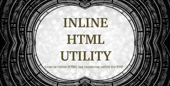 Inline HTML Utility