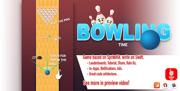 Bowling Time - CodeCanyon Item for Sale