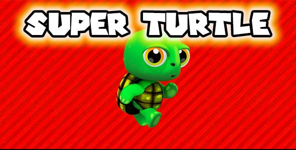 Super Turtle Android IOS Buildbox 2.3.x