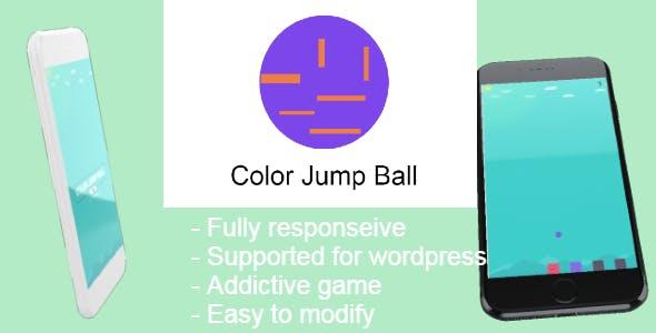 Color Jump Ball