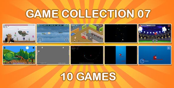 Game Collection 07 (CAPX and HTML5)