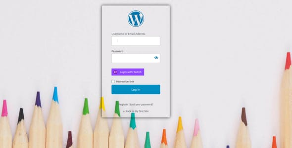 Twitch Social Login for WordPress and WooCommerce