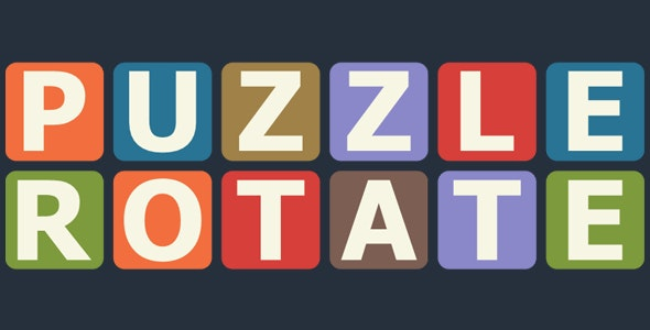 Puzzle Rotate - Construct 3 - CodeCanyon Item for Sale