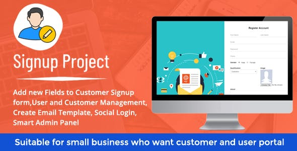 Signup Php Portal