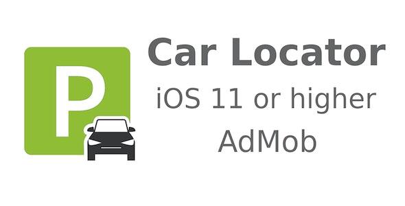 Car Locator - CodeCanyon Item for Sale