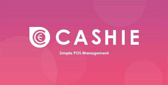 CASHIE - Simple POS Management