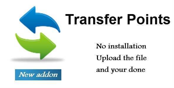 Transfer Points Powerful Exchange System - CodeCanyon Item for Sale