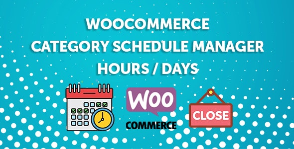 WooCommerce Category Hour Limit Schedule - CodeCanyon Item for Sale