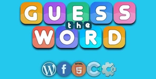Guess the Word - HTML Game