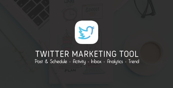 StackTweet - Twitter Marketing Tool - CodeCanyon Item for Sale