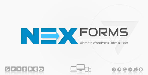 NEX-Forms - The Ultimate WordPress Form Builder