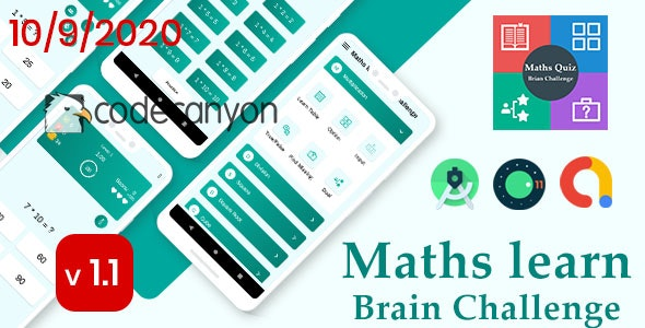 Ultimate Maths Quiz : Brain Challenge with admob ready to publish - CodeCanyon Item for Sale