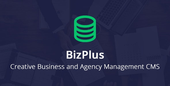 BizPlus - Creative Business and Agency Management CMS