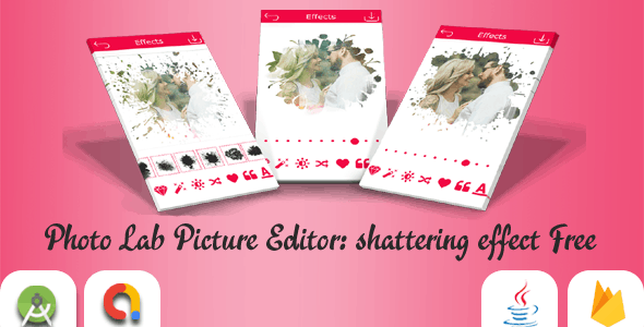 Photo Lab Effects magic art & app new background - CodeCanyon Item for Sale