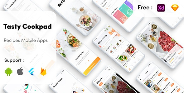 23 Best Create an App with Mobile App Templates  for September 2020