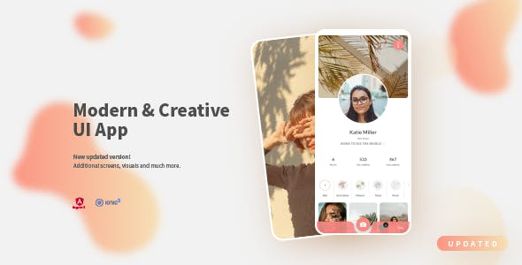 InstaMe - iOS & Android Social Instagram Platform