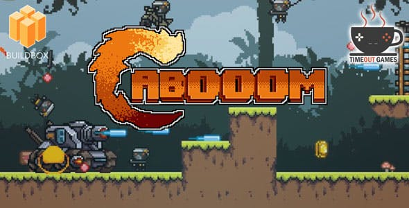 Cabooom (Android) - Full Buildbox Game