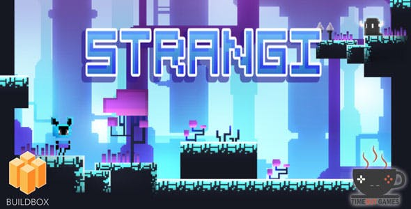 Strangi (IOS) - Full Buildbox Game