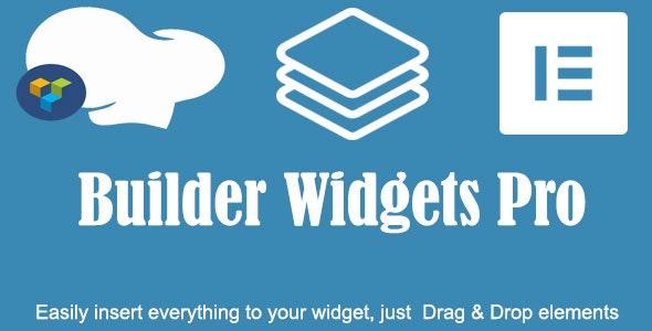 Builder Widgets Pro for Wordpress