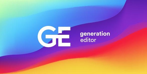Generation Editor for CSS & JS - CodeCanyon Item for Sale