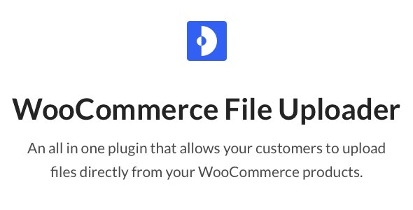 WooCommerce AJAX File Upload (600+ filetypes) - CodeCanyon Item for Sale
