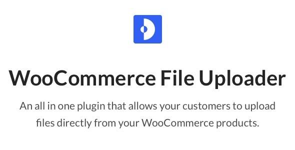 WooCommerce AJAX File Upload (600+ filetypes) - CodeCanyon Item for Sale