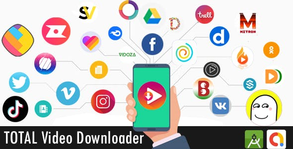Total Video Downloader Without WaterMark Status Saver App