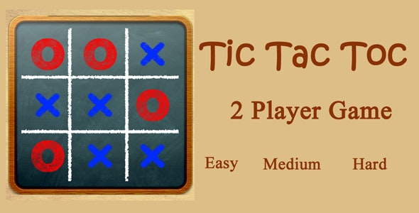 tic tac toe multiplayer game - CodeCanyon Item for Sale