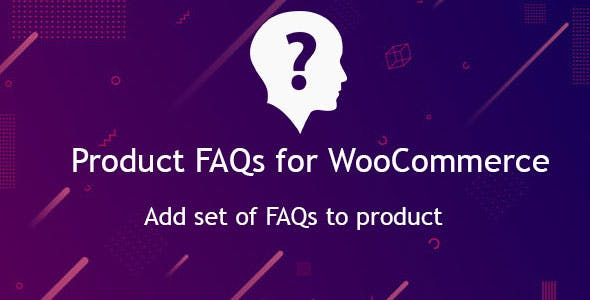 Product Faqs for WooCommerce