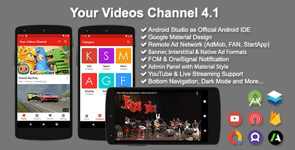 Your Videos Channel