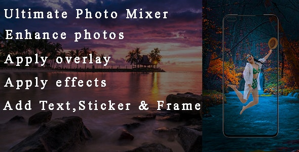 Multiple Photo Blender Double Exposure - CodeCanyon Item for Sale