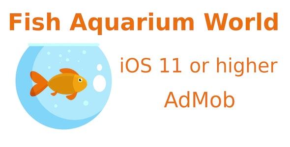 Fish Aquarium World - CodeCanyon Item for Sale