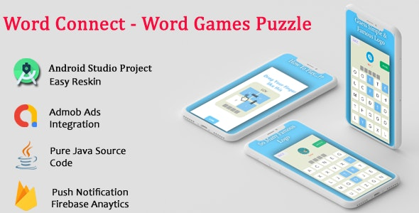 Cross, Connect, Search, ord puzzle games & word guessing games - CodeCanyon Item for Sale
