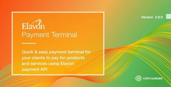 Elavon Payment Terminal