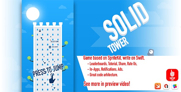 Solid Tower - CodeCanyon Item for Sale