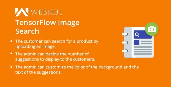 WooCommerce TensorFlow Image Search