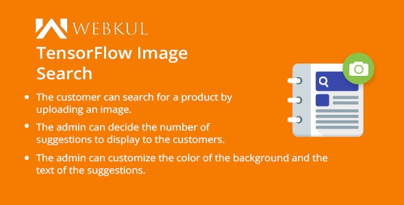 WooCommerce TensorFlow Image Search - CodeCanyon Item for Sale