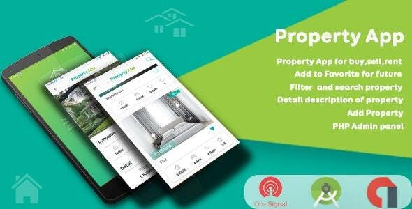 Real Estate Business Directory:  Property App for Android
