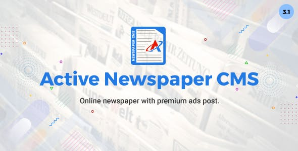 Active Newspaper CMS