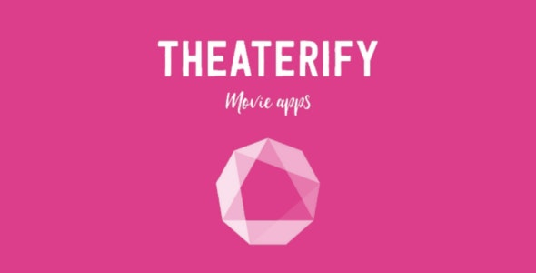 Theaterify - Movie Flutter App - CodeCanyon Item for Sale